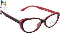 NuVew Full Rim Cat-eyed Frame(50 mm)