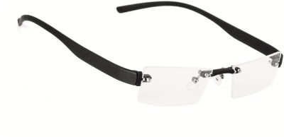 Cruze Rimless Rectangle Frame