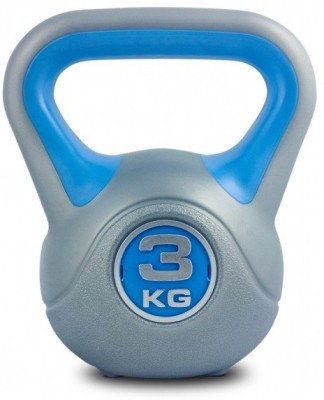 Kobo Fitness 3 Kg High Quality Imported for Gym Kettlebell