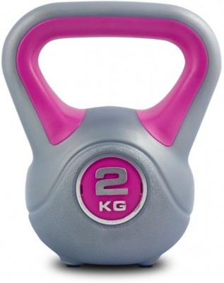 Kobo Fitness 2 Kg High Quality Imported for Gym Kettlebell