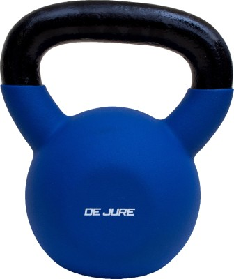 De Jure Fitness Imported High Quality Neoprene Kettlebell