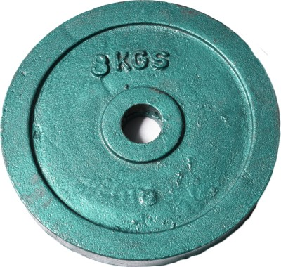 Royal 8kg_1pc_Casting_green_plates Weight Plate