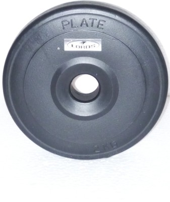 Lord's 2 Rubber Weight Plate