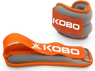 Kobo Lycra 2 Kg Ankle & Wrist Weight