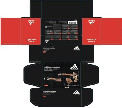 Adidas Wrist Ankle Weight(1 kg)