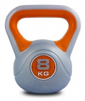Kobo Fitness 8 Kg High Quality Imported for Gym Kettlebell
