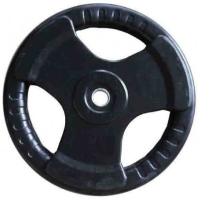 Indus. Rubber Coated Weight Plate