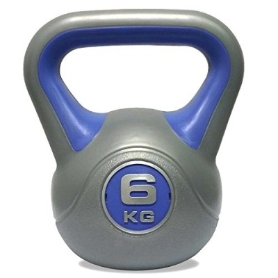 Kobo Fitness 6 Kg High Quality Imported for Gym Kettlebell