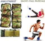 Kemket Ankle Wrist Weights Running Exerc...