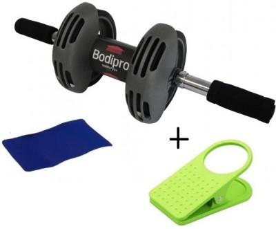Telebuy Bodi Pro Roller Exercise Wheel(3 kg)
