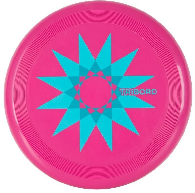 Tribord 8305066 Plastic Sports Frisbee(Pack of 1)