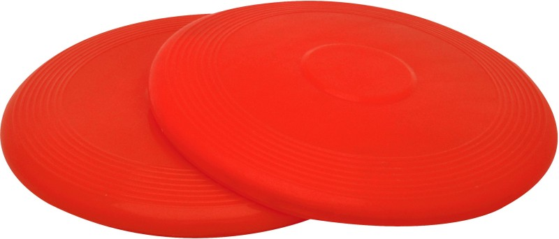 GSI A6CW04-P2 Plastic Sports Frisbee(Pack of 2)