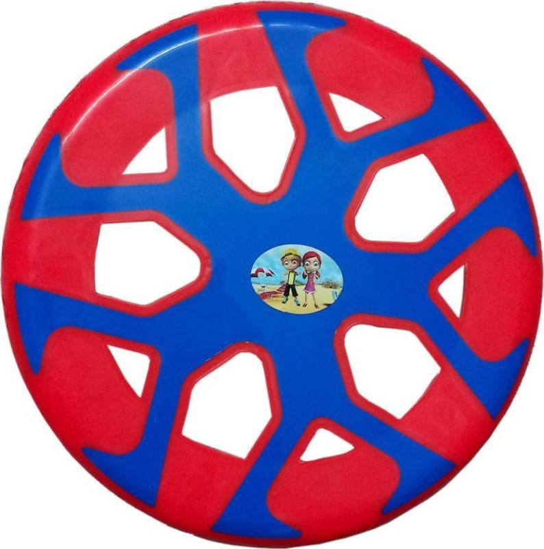 Shoppersden FLY001 Plastic Sports Frisbee(Pack of 1)
