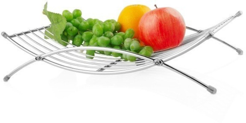 Dolin FRUIT TRAY Stainless Steel Fruit & Vegetable Basket(Steel)