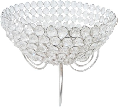 Decor Tattva Inc. Glass Fruit & Vegetable Basket