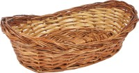 Amour Bamboo Fruit & Vegetable Basket(Brown)