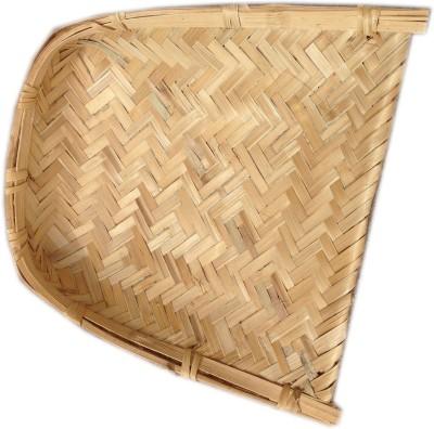 Deetech Bamboo Basket001 Bamboo Fruit & Vegetable Basket