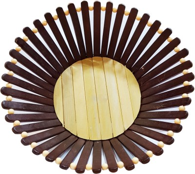 Nanson Bamboo Fruit & Vegetable Basket