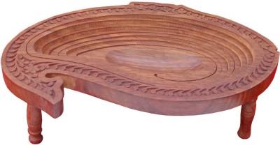 Villcart Fish Shaped Wooden Fruit & Vegetable Basket