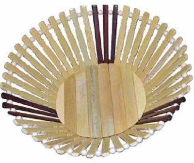 Kosh Wooden Fruit & Vegetable Basket