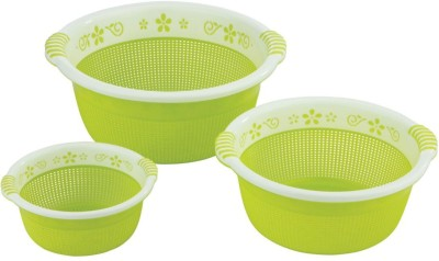 Sukhson India Plastic Fruit & Vegetable Basket at flipkart