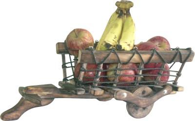 The Woods Hut Wooden Fruit & Vegetable Basket