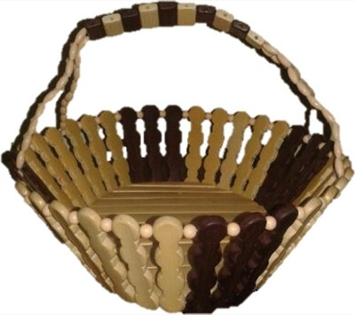 Blossoms Bamboo Fruit & Vegetable Basket