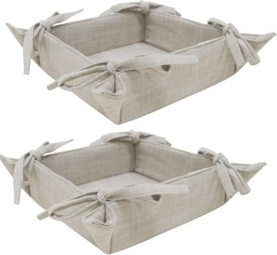 Elan 4h07bb-3 Slub Cotton Fruit & Vegetable Basket