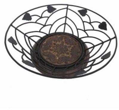 Onlineshoppee Iron Fruit & Vegetable Basket