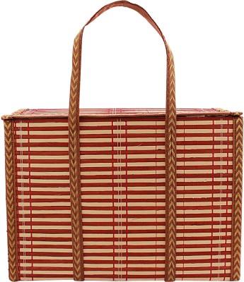 HOMMATE Bamboo Fruit & Vegetable Basket