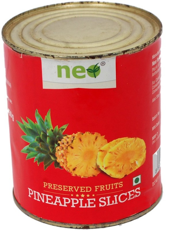 Neo Pineapple(820 g Cut)