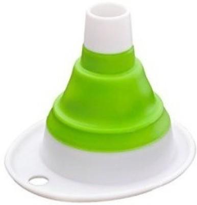 Vmore Mini Collapse Silicone Filtering oil sauce Plastic Funnel