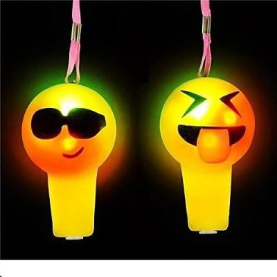 DOMAGRON 5159647 Emoji Whistle Gag Toy