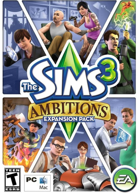 THE SIMS 3 AMBITIONS for PC( )