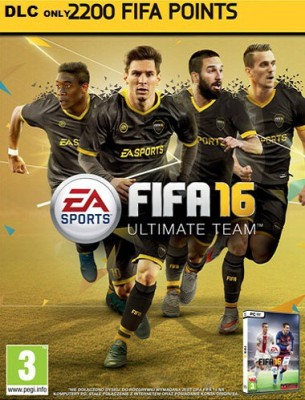 FIFA 16 Points-2,200 for PC( )