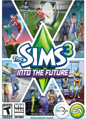 The Sims 3 Into the Future for PC