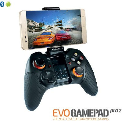 Amkette Evo Gamepad Pro 2  Gamepad(Black)