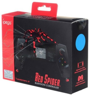 IPEGA PG9055 RED SPIDER BLUETOOTH CONTROLLER ANDROID IOS PC  Gamepad