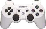 Sony N1158 DualShock 3  Gamepad (White, ...