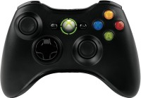 Pinglo Brand New 360 Wireless Controller with Battrey 105557  Gamepad(Black, For Xbox 360)