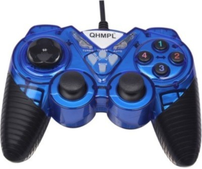 QHMPL Dual Shock Quantum Gaming Pad  Gamepad