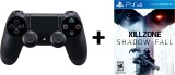 Sony DualShock 4 Controller and Killzone...