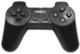 Frontech single shock  Gamepad (Black, F...