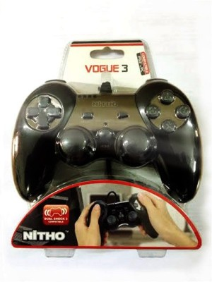 Nitho Vogue 3 Pad Wired  Gamepad