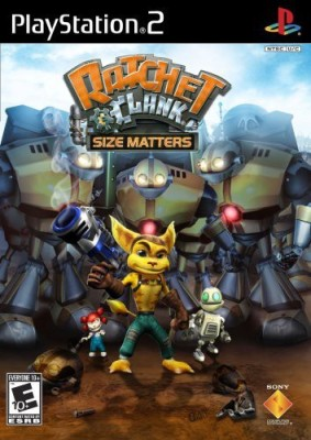 Sony Ratchet & Clank: Size Matters - PlayStation 2  Gaming Accessory Kit