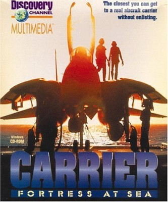 Discovery Carrier- Fortress at Sea - Mac - CD-ROM Gaming Accessory Kit(Multicolor, For Mac OS)