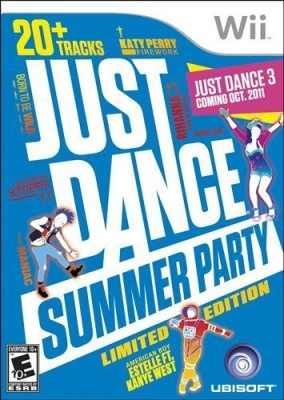 Ubisoft Just Dance Summer Party - Nintendo Wii  Gaming Accessory Kit