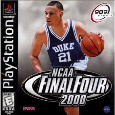 Sony NCAA Final Four 2000  Gaming Accessory Kit