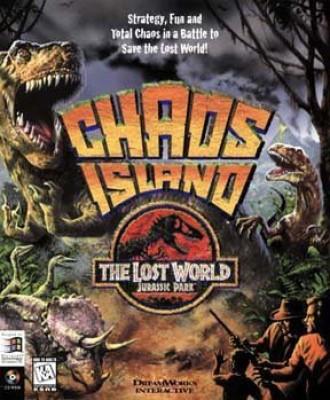 Dreamworks Jurassic Park: Chaos Island  Gaming Accessory Kit