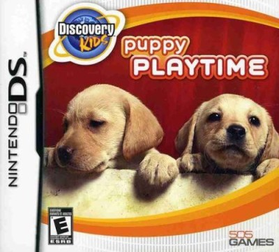 505 Games Discovery Kids Puppy Playtime - Nintendo DS Gaming Accessory Kit(Multicolor, For PS)